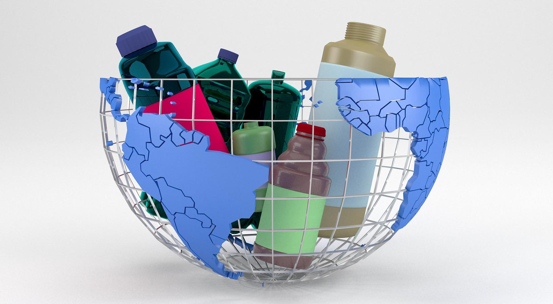 rPET, el plástico reciclado